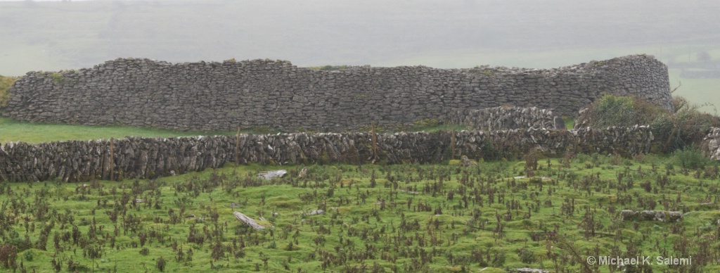 Limestone Hills of the Burren