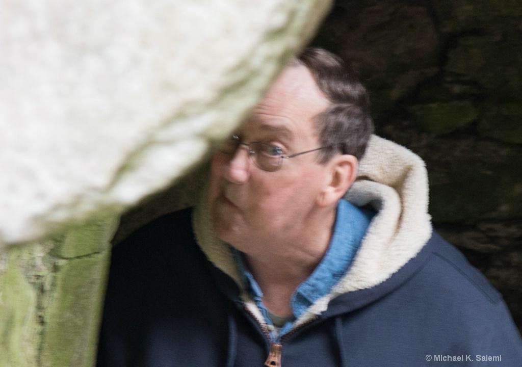 Don Kisses the True Stone