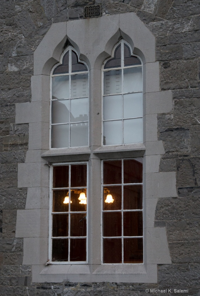 Maynooth College Window
