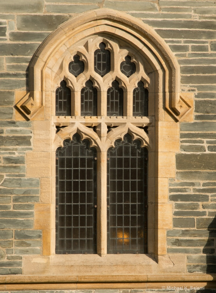 Derry Cathedral Window