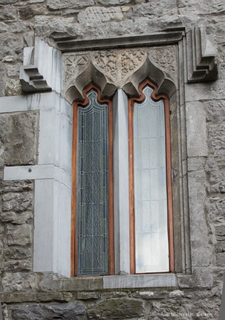 Galway Cathedral Window