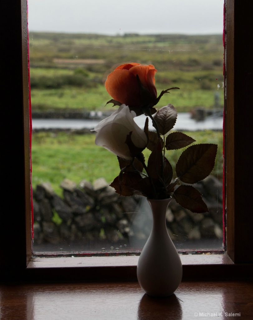Caherconnell Window
