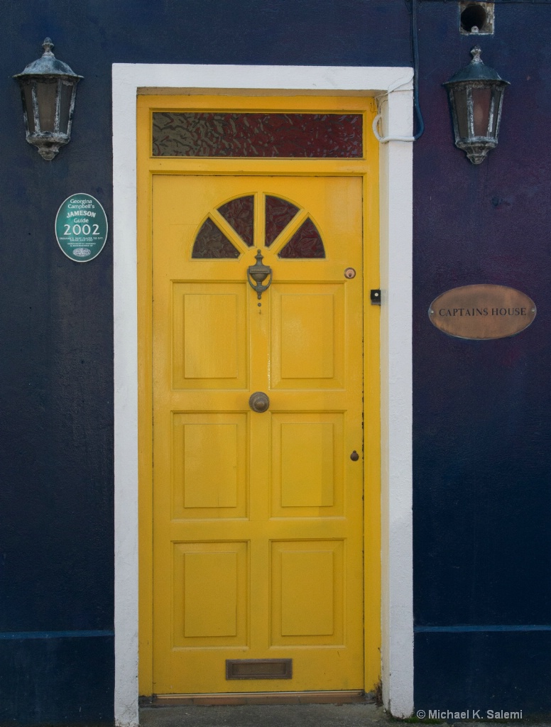 Dingle Doorway