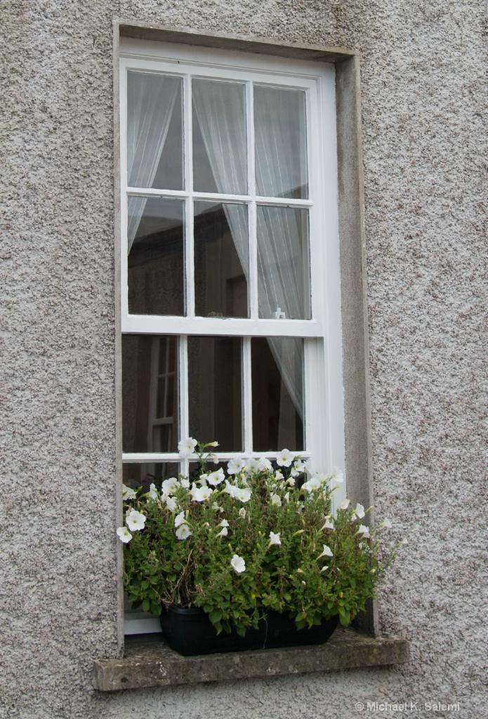 Irish Country Window