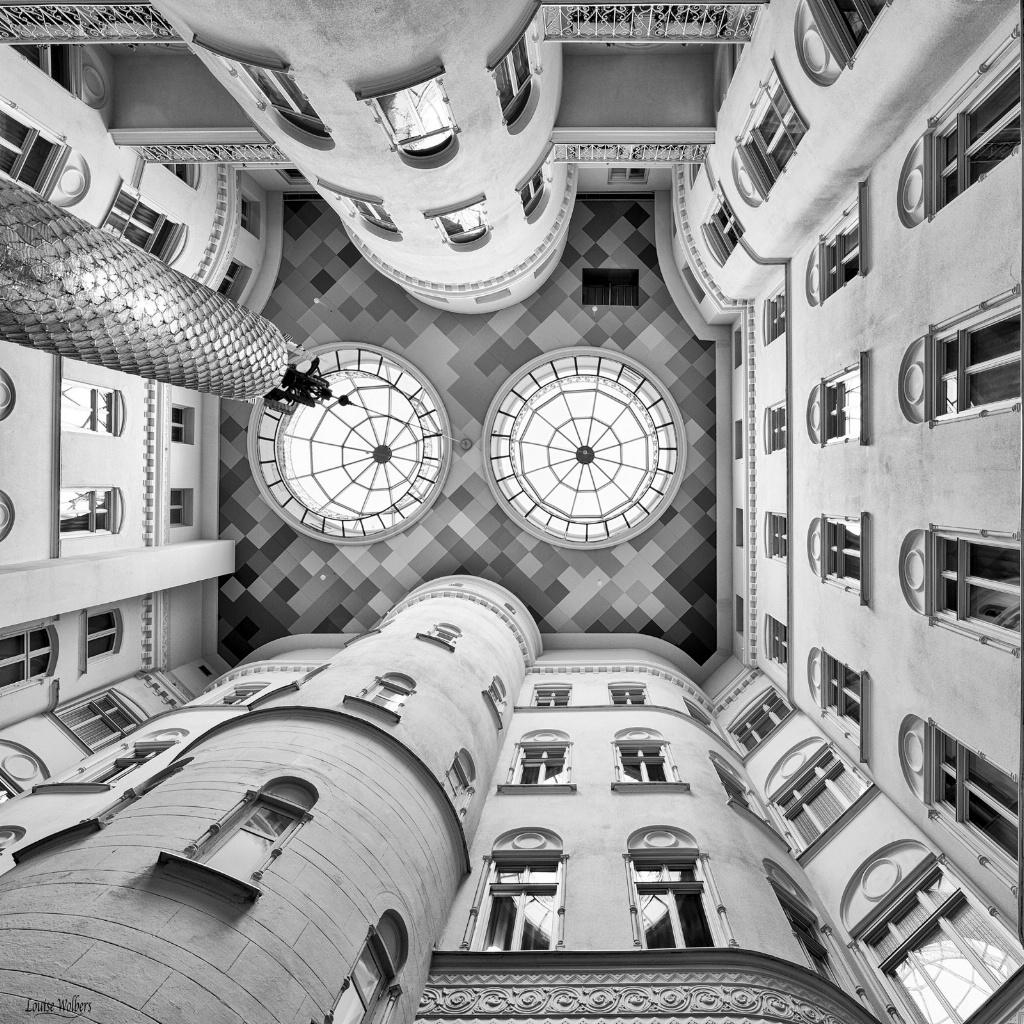 Towering Ceiling