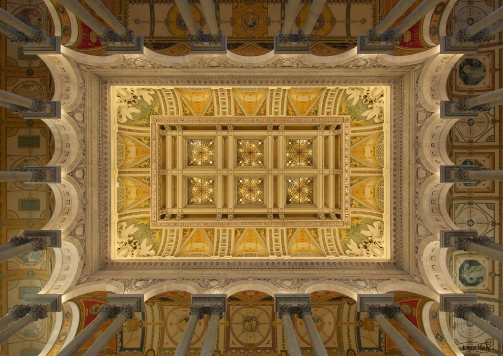Congress Ceiling