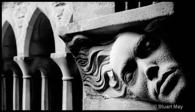 cloisters details
