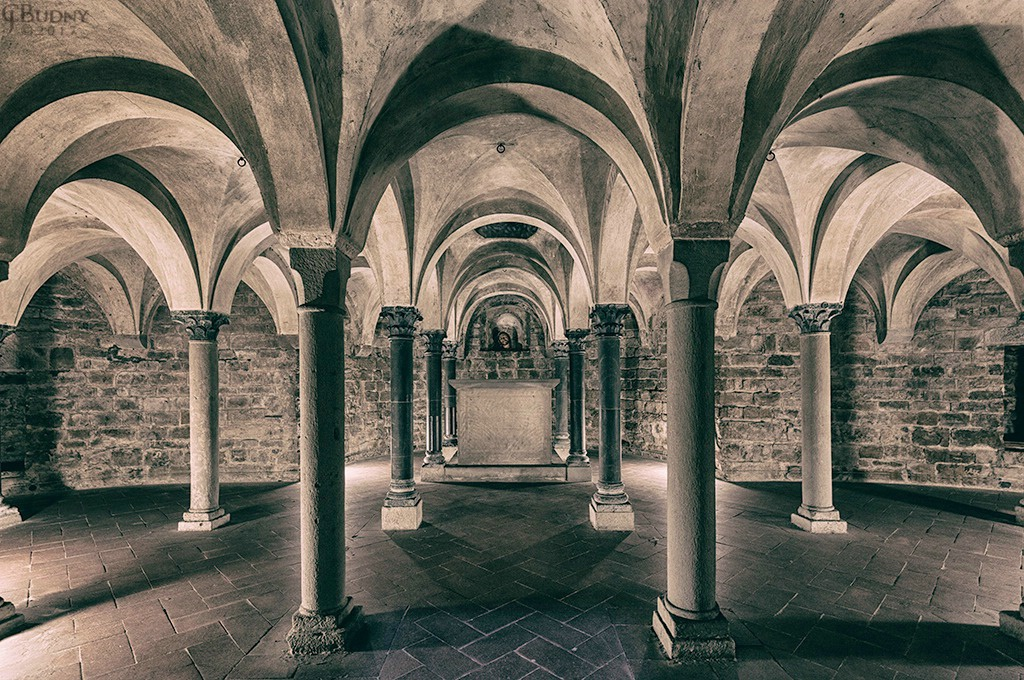 The Old Crypt