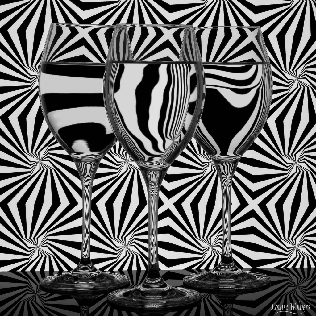 Zebra Refraction