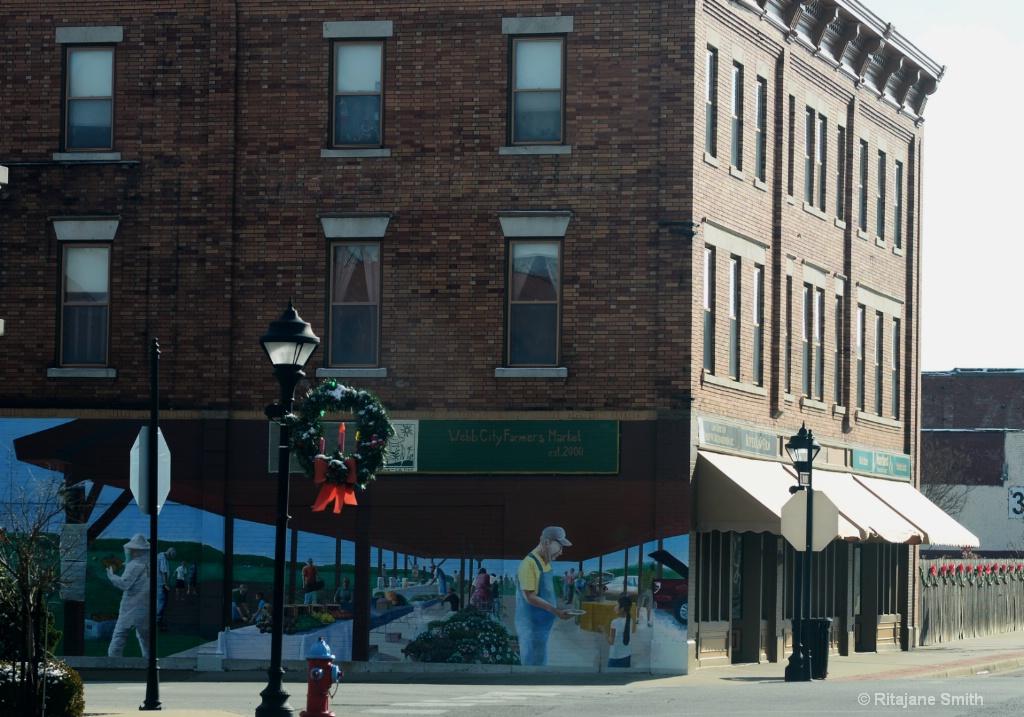 Webb City, MO main street....
