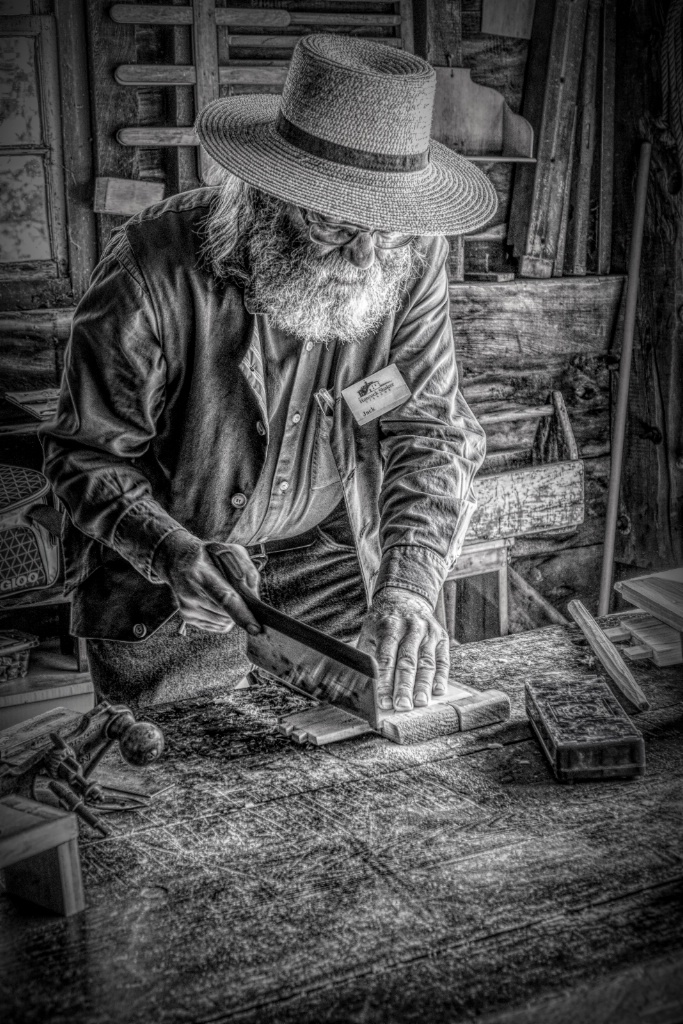 The-Wood-Worker