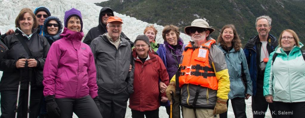 Pia Glacier Excursion Crew