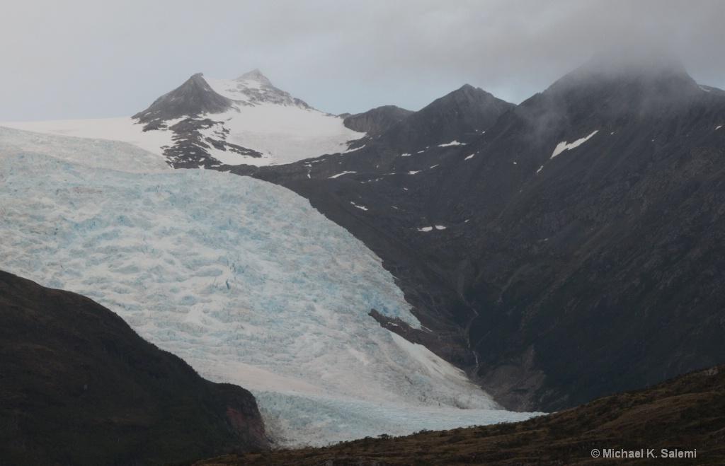 Pia Fjord Glacier