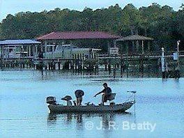 "Fishin' Boat ""Toy"" Up Close"
