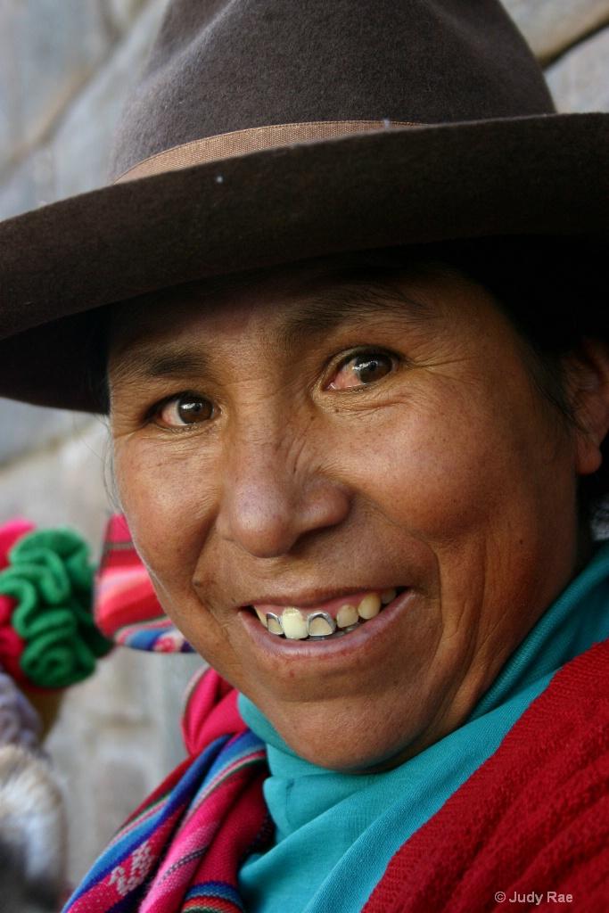 Cuzco Woman 2