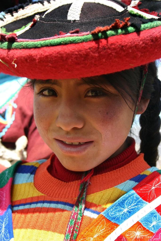 Cuzco Child 4