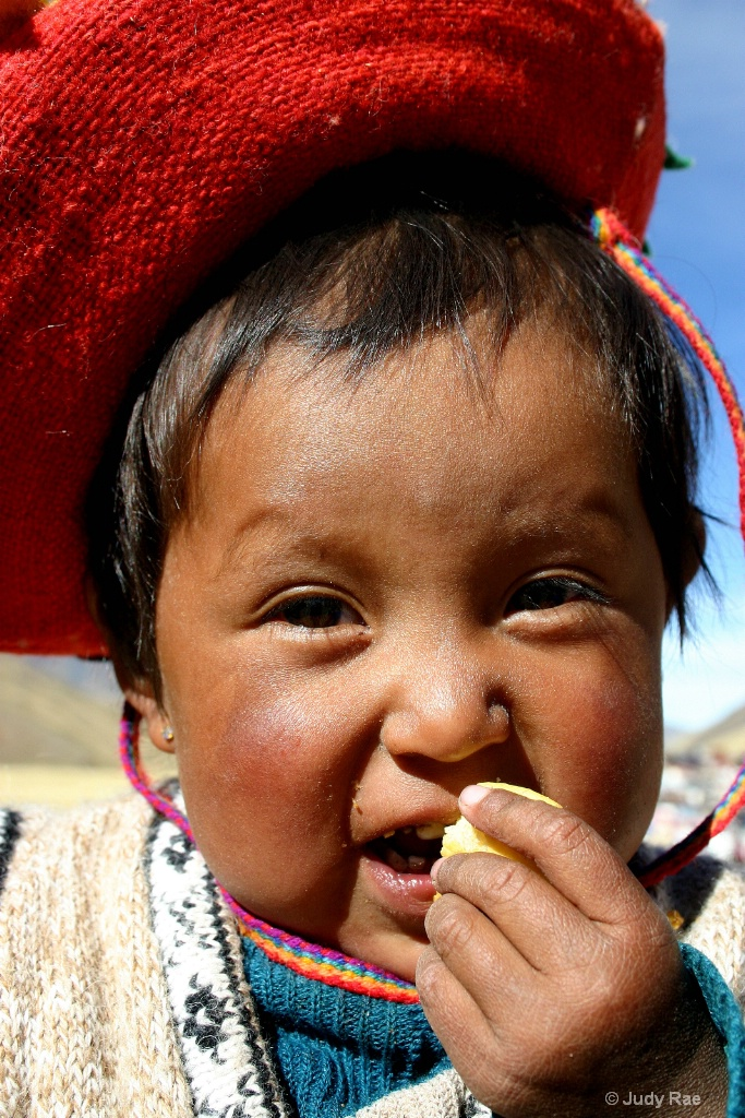 Cuzco Child 2