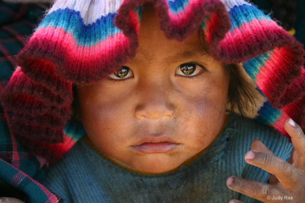 Amantani Child