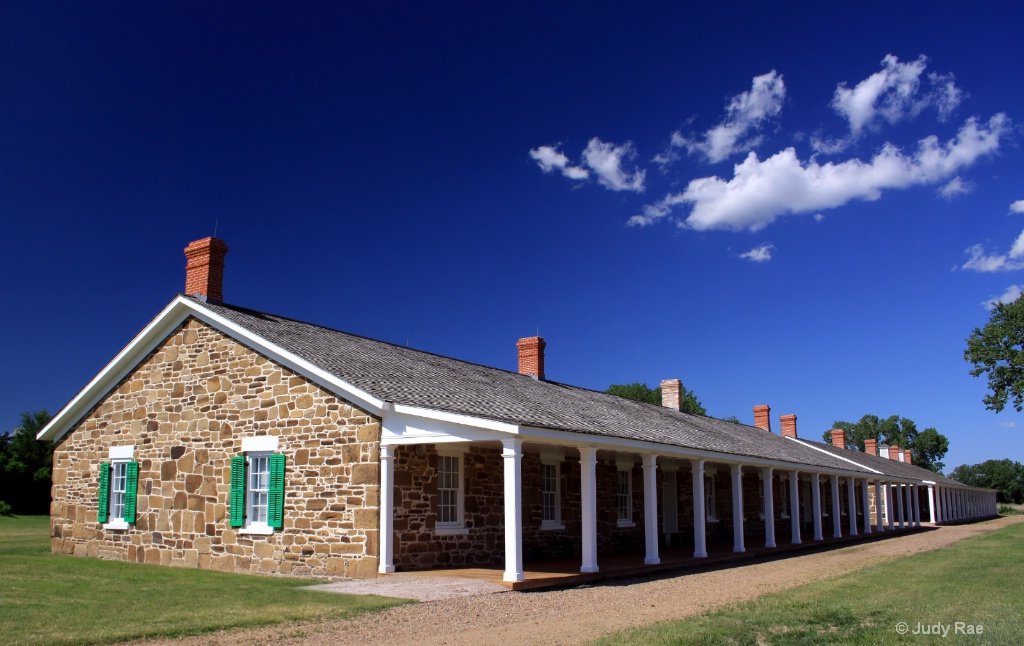 Fort Larned National Historic Site 3