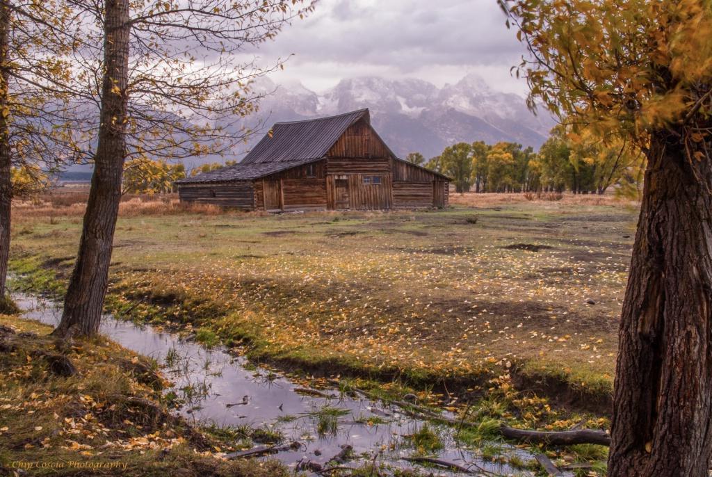 Moulton Barn 1