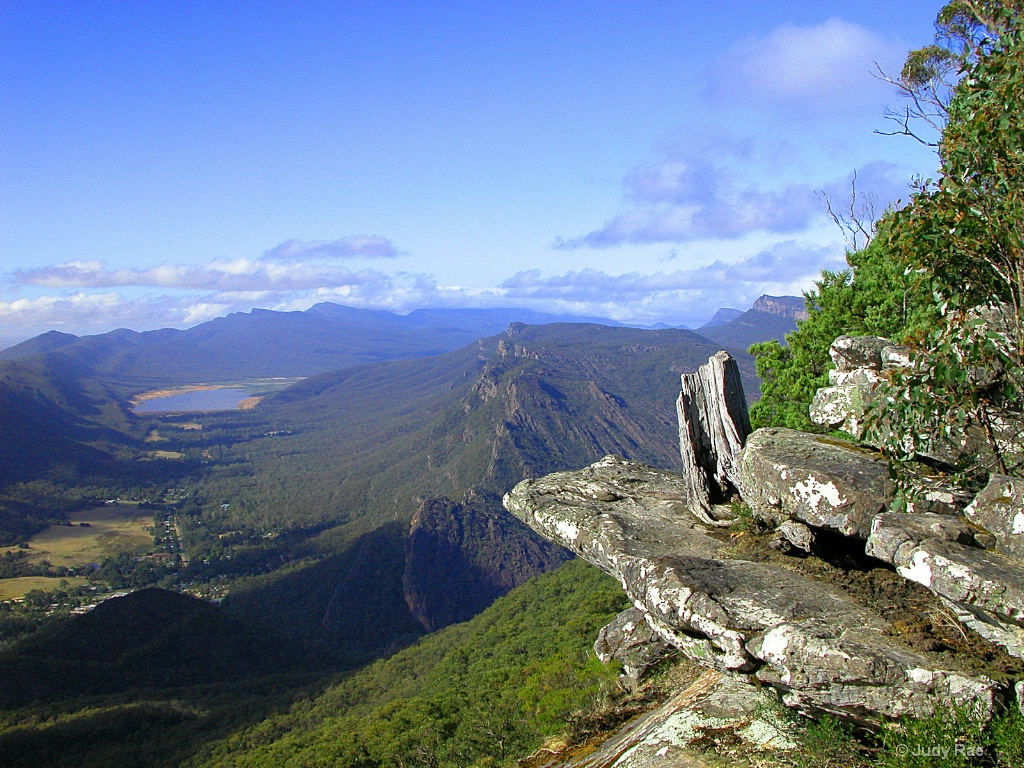 Grampien Mountains N.P, Australia
