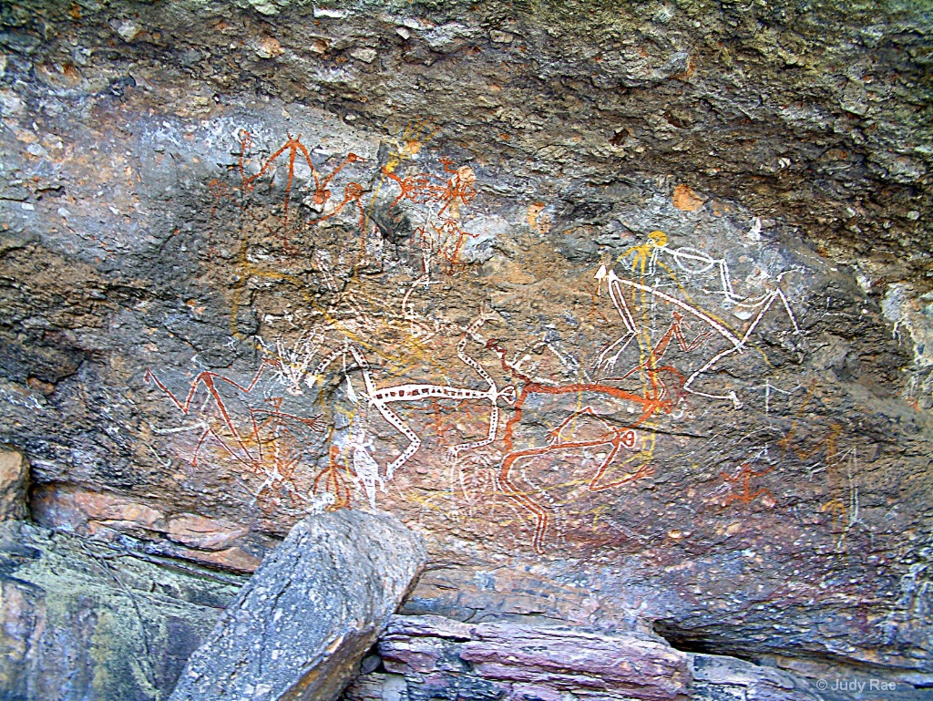 Aboriginal Rock Art 5
