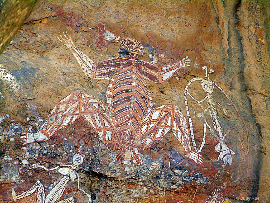 Aboriginal Rock Art 3