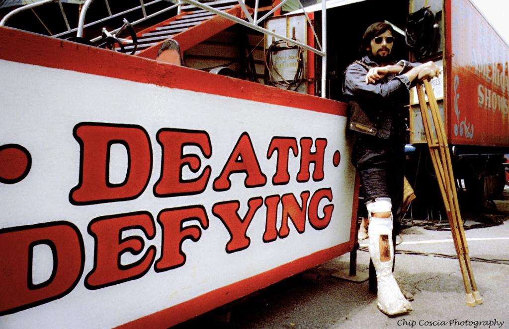 Death Defiant