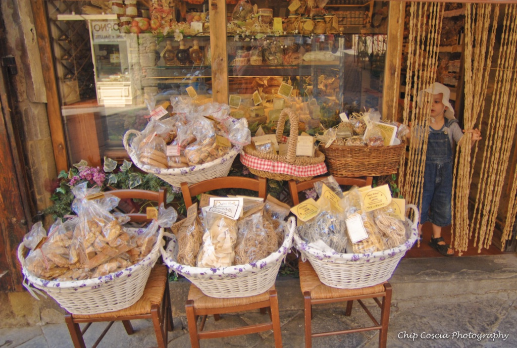Food Store in Tuscany