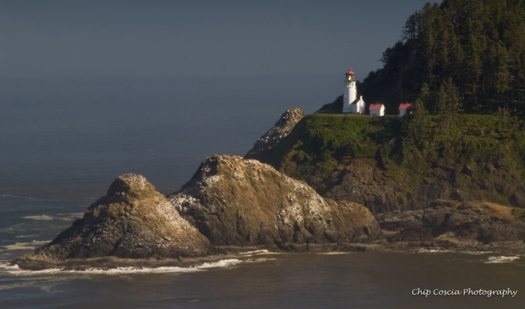 LIghthouse and Bay