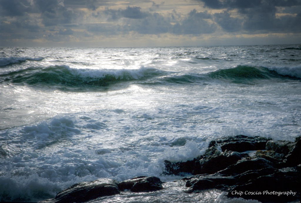 Seascape in Portugal #1