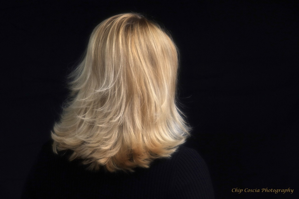 Blonde In Black #2