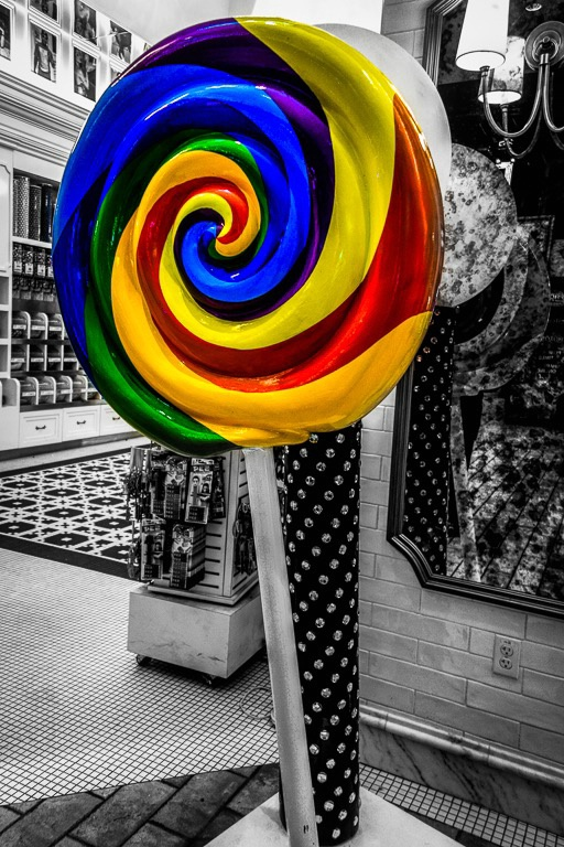 The Lollipop