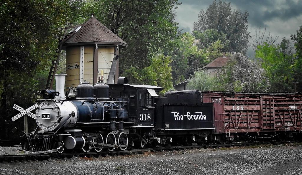 Old Rio Grande 318
