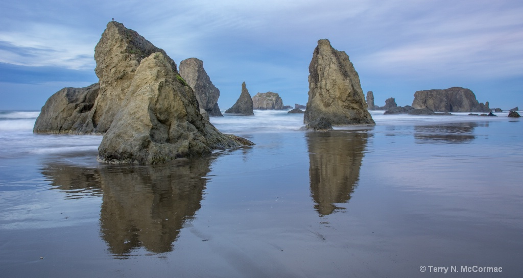 Sea Stacks Bandon, Oregon