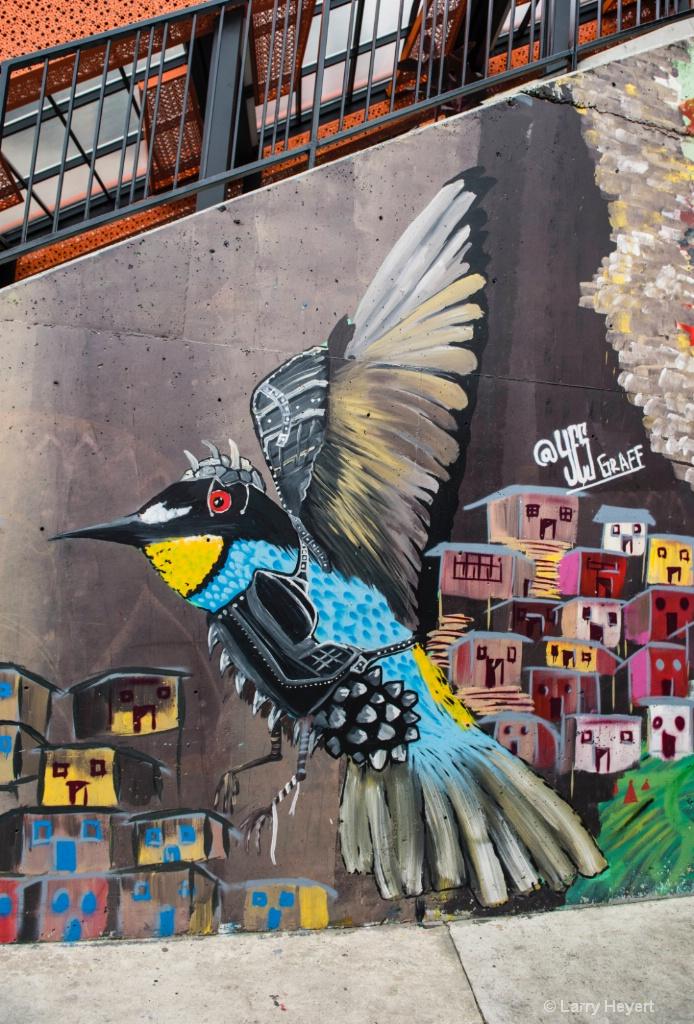 Street Art # 8-  Communa 13