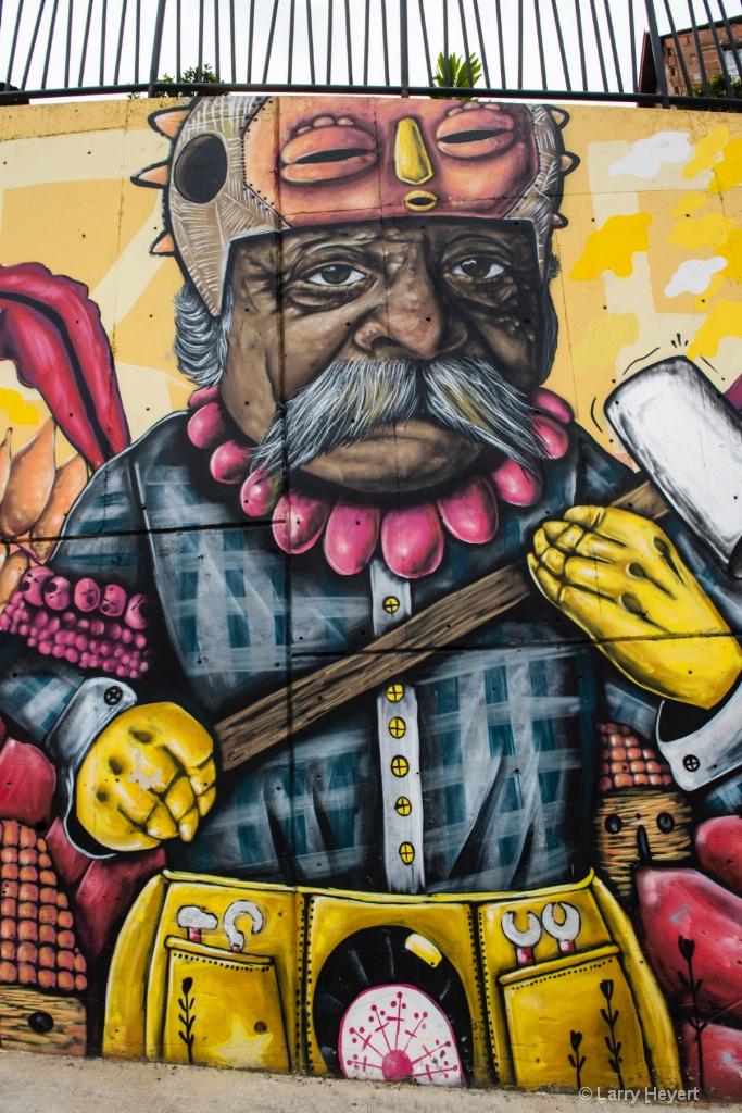 Street Art # 12-  Communa 13