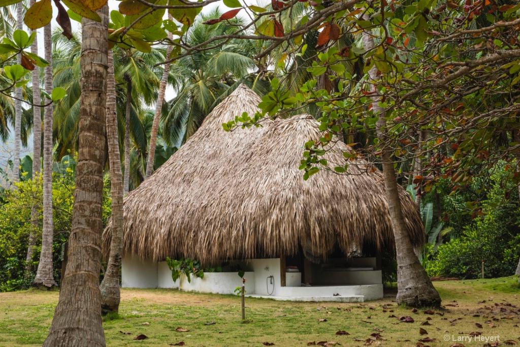 Playa Koralia Hut