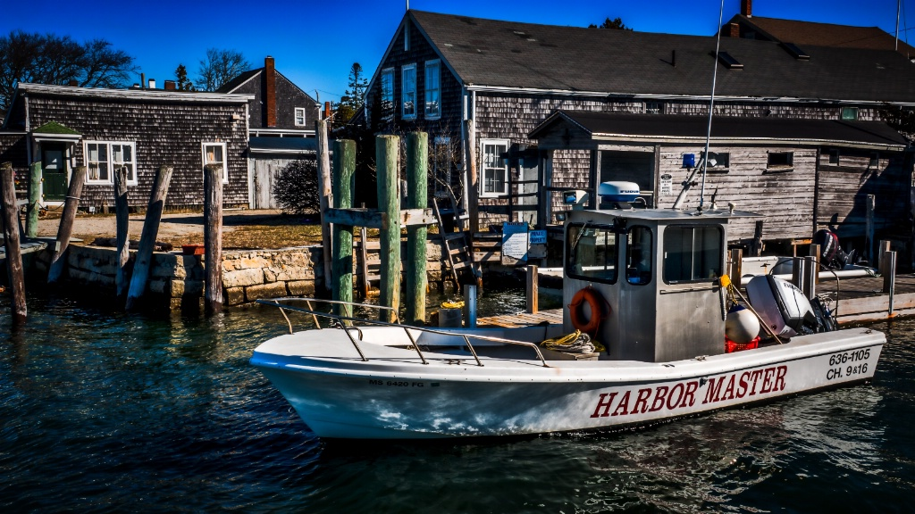Westport Harbor