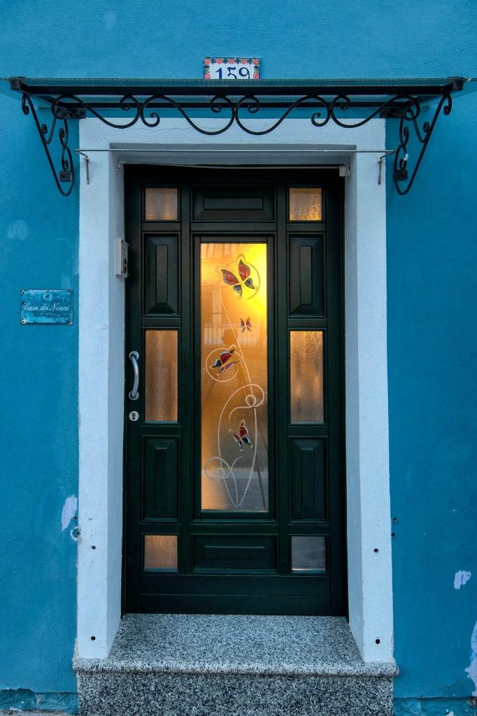 Burano Door I