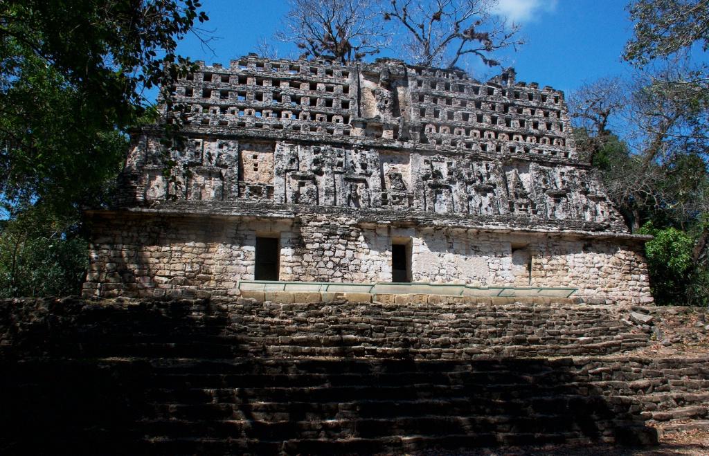 Yaxchilan Chiapas 11