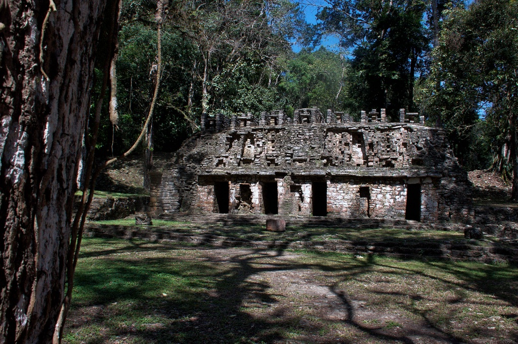 Yaxchilan Chiapas 4