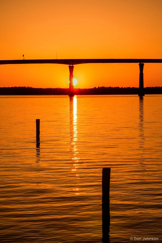 Southern MD Sunset 4-21-18 528
