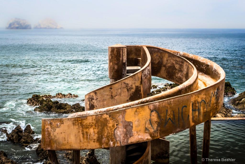 La Carpa Olivera - Ocean Pool