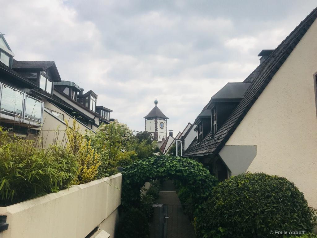 Street scene in Freiburg 2
