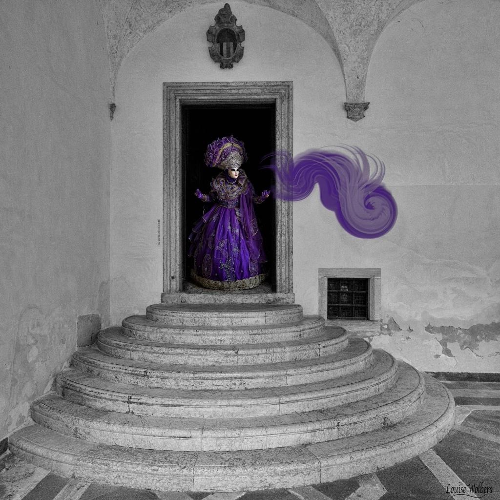 Purple Spell BNW