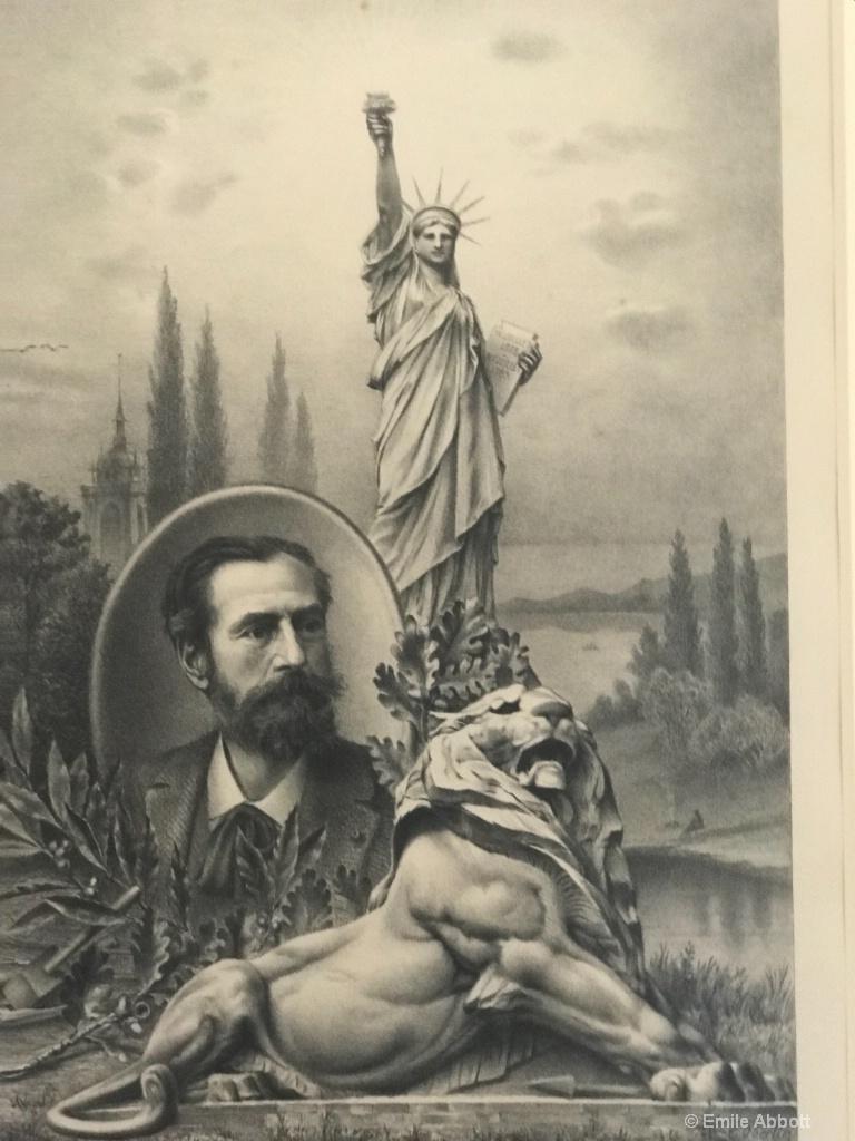 Poster of Bartholdi