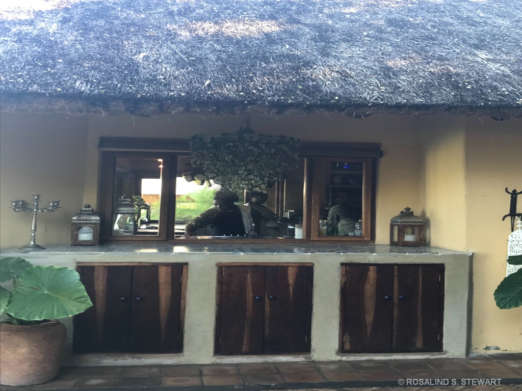 Tangala Outdoor kitchen