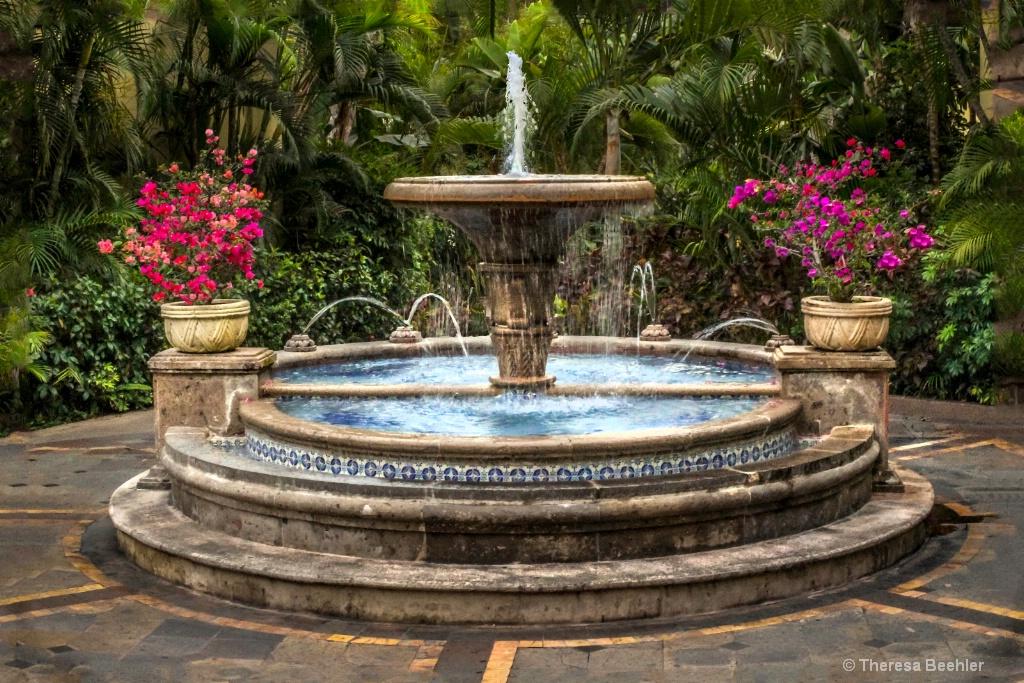 Emerald Bay Fountain