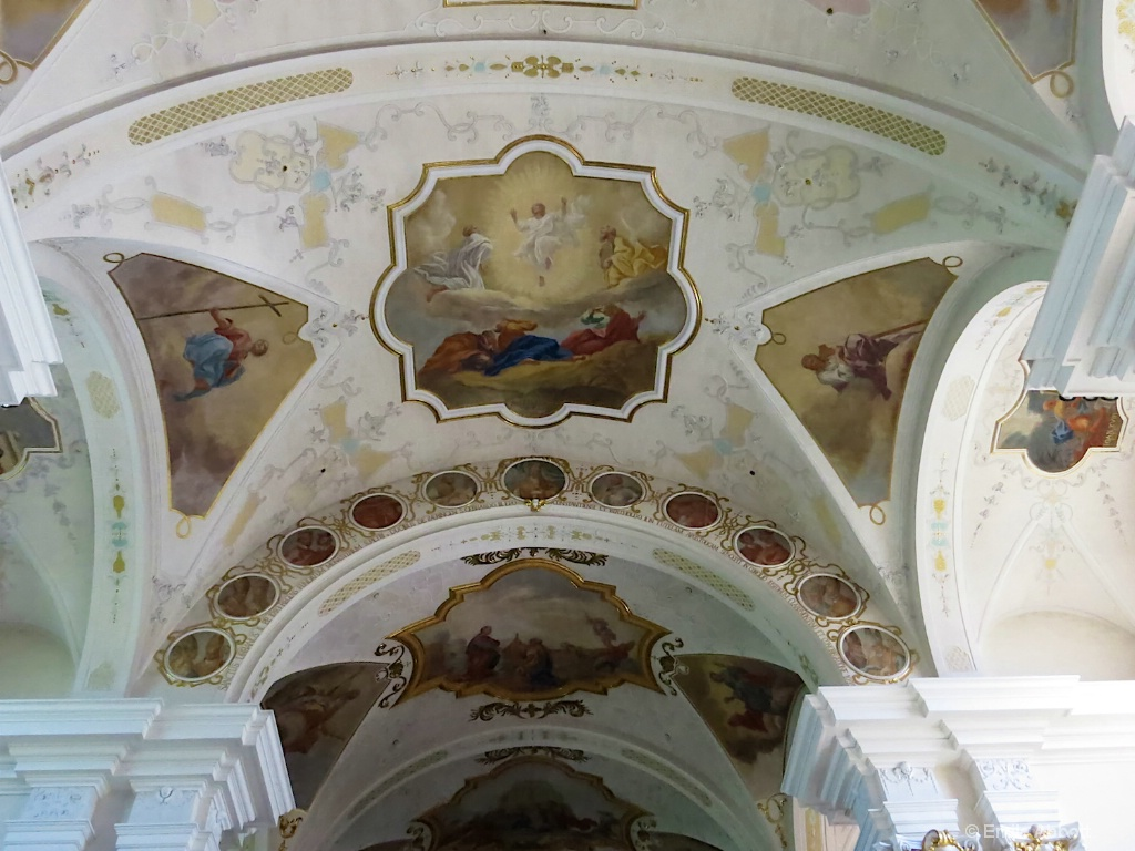 Ceiling St. Peter